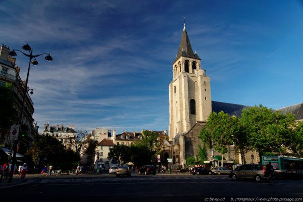 L_Eglise_de_Saint-Germain-des-Pres