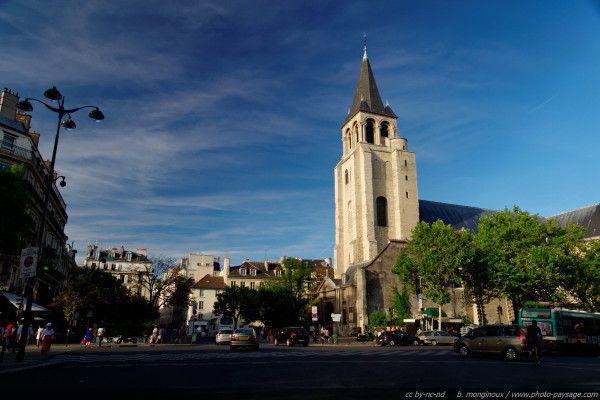 L_Eglise_de_Saint-Germain-des-Pres