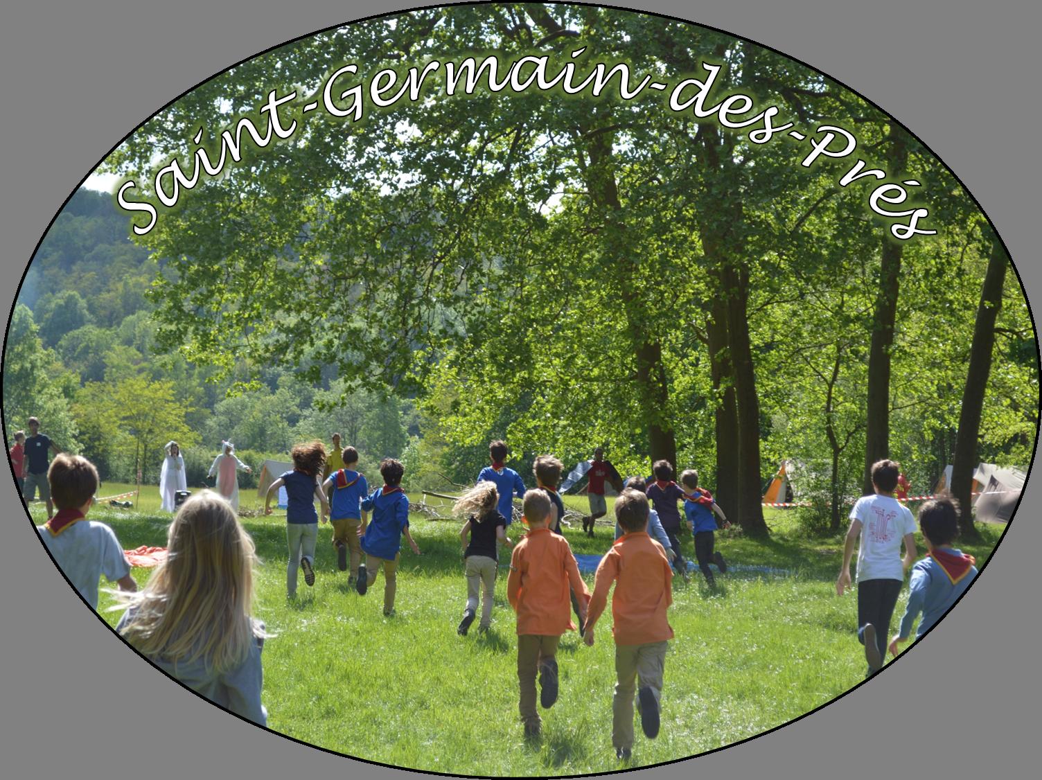 SCOUT DE FRANCE PARIS SAINT GERMAIN DES PRES